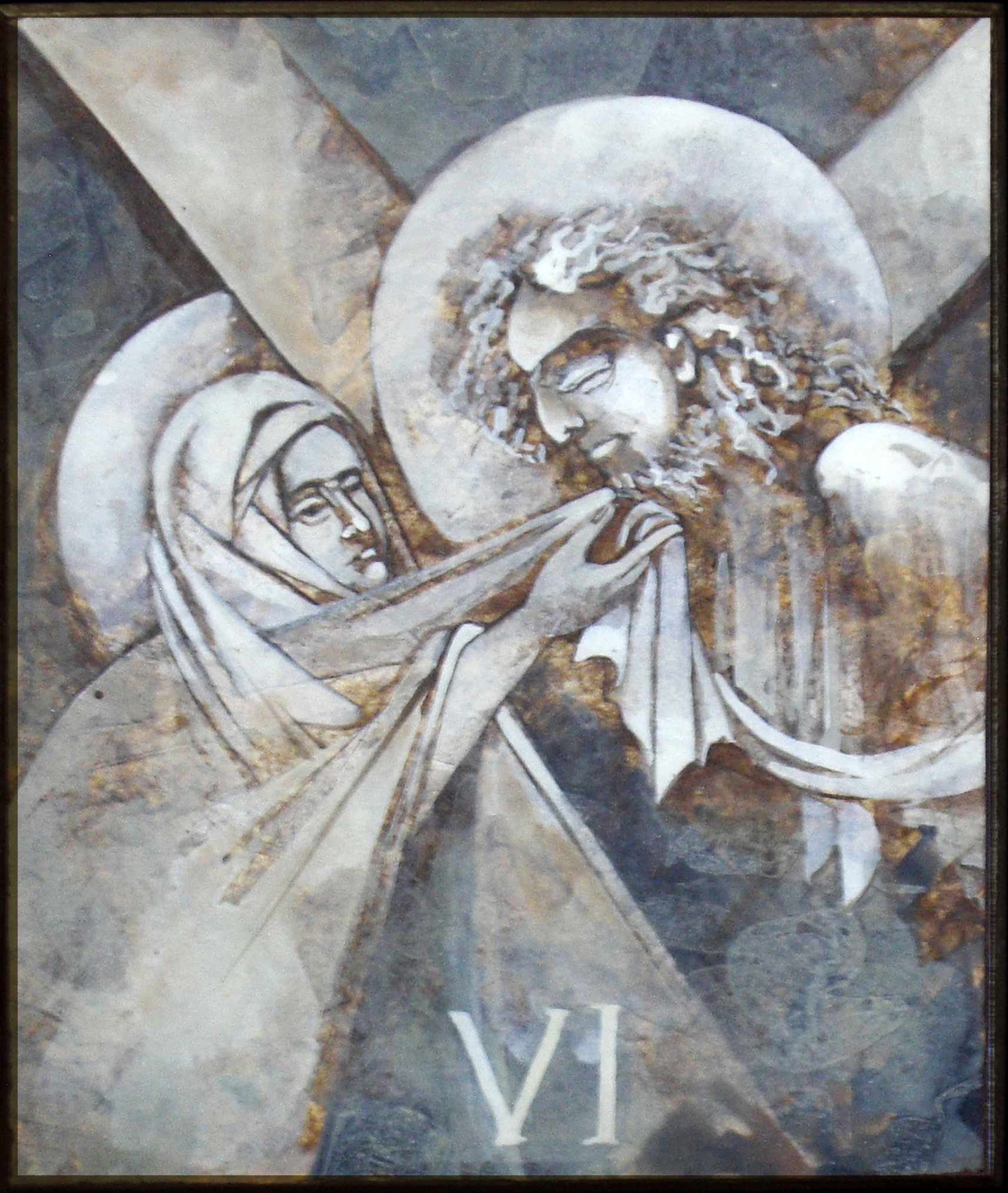 Contemplate the Stations of the Cross