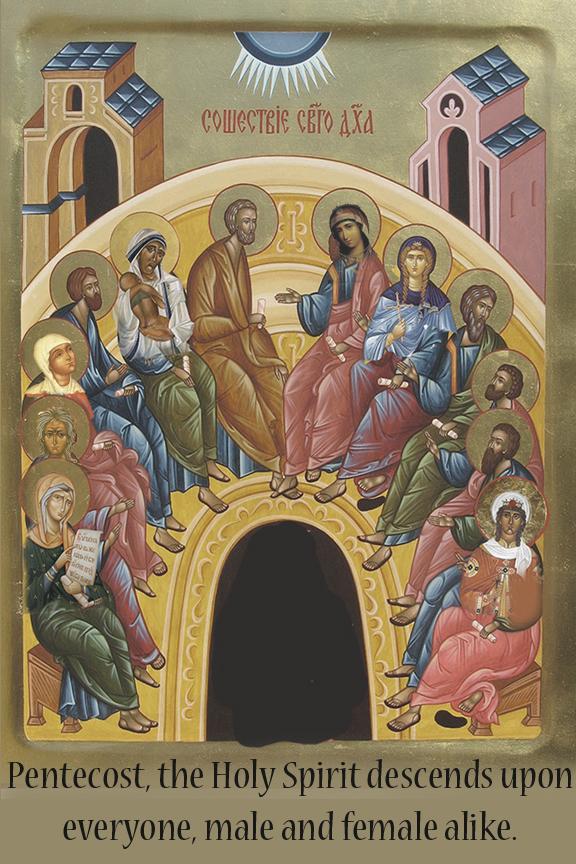 New Catholic Icon